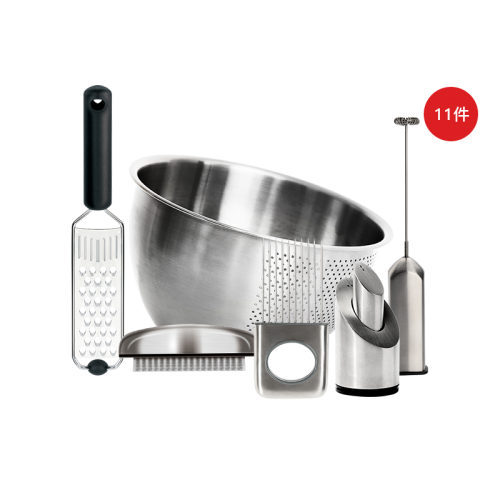 304 stainless steel kitchenware explosion collection